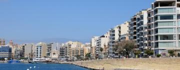 Hotely v destinaci Sliema