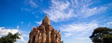 Hotels in Bagan