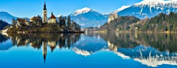 Hotels in Bled