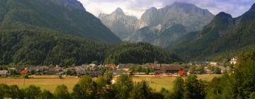 Hoteles en Kranjska Gora
