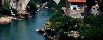 Hoteli u Mostaru