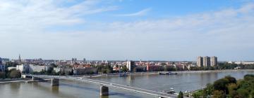 Hoteli u gradu Novi Sad