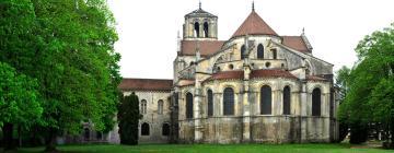 Hôtels à Vézelay