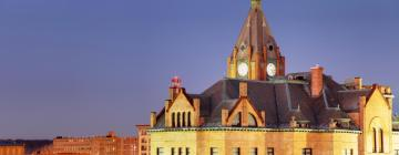 Hotels in Brockton