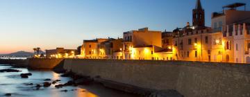 Hotell i Alghero