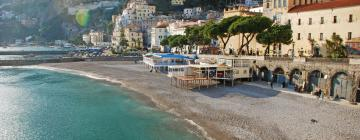 Self-Catering Accommodations in Amalfi