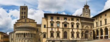 Hotell i Arezzo