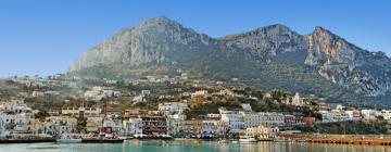 Hotels in Capri
