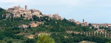 Hotell i Chianciano Terme