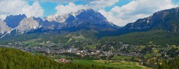 Apartments in Cortina d'Ampezzo