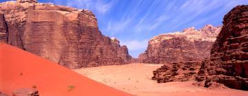Hotels in Wadi Rum