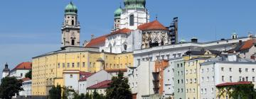 Hoteller i Passau