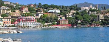 Hotell i Santa Margherita Ligure