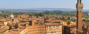 Hotell i Siena