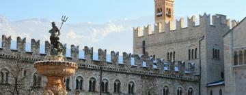 Apartments in Trento