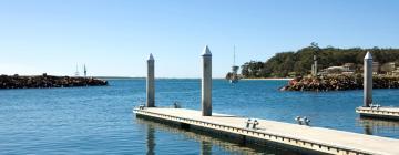 Hotels in Nelson Bay