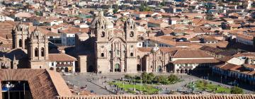 Hotels with Jacuzzis in Cusco