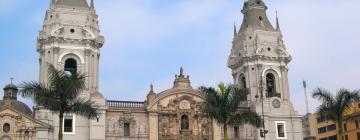 Hoteles en Tacna