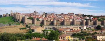 Отели в городе Авила