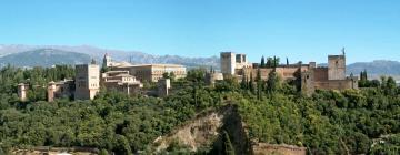 Hotel di lusso a Granada