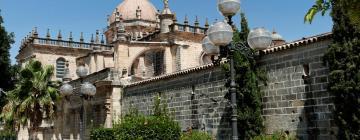 Hoteles en Jerez de la Frontera