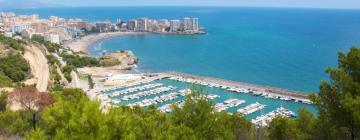 Oropesa del Mar'daki oteller