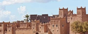 Hoteller i Ouarzazate