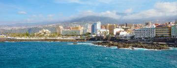 Hotely v destinaci Puerto de la Cruz