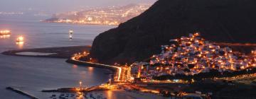 Hotels in Santa Cruz de Tenerife