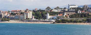 Santander'deki oteller