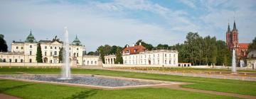 Hotele w mieście Białystok