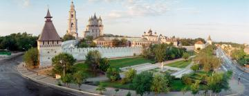 Отели в Астрахани