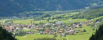 Hotels in Umhausen