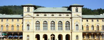 Hotele w mieście Krynica Zdrój