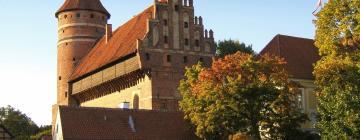 Hotele w Olsztynie