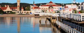 Hotele w mieście Sopot