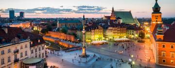 Hotels in Warsaw
