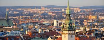 Hôtels à Brno