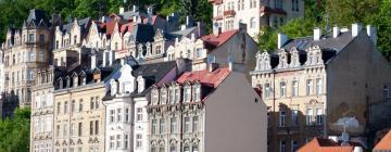 Hotels in Karlovy Vary