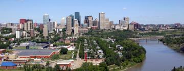 Hotéis em Edmonton