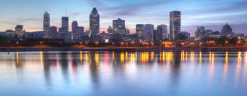 Hotels in Montreal