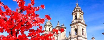 Hoteles en Bogotá