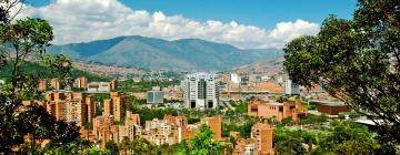 Hotels in Medellín