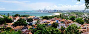 Hotéis no Recife