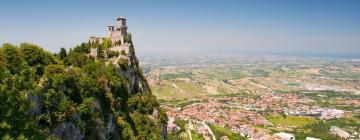 Hotels in San Marino