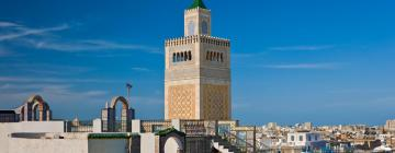 Hotels in Tunis