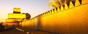 Hotels in Al Ain