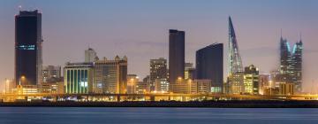 Hotéis em Manama