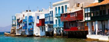 Hotels in Mikonos