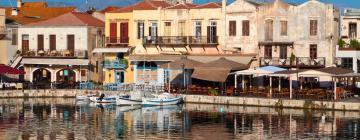 Hotels in Rethymno